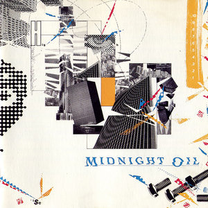 10,9,8,7,6,5,4,3,2,1 (1982) - Midnight Oil