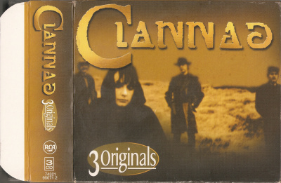 3 Originals (2002) 3CD Box Set - Clannad