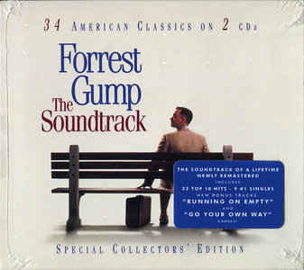 Forrest Gump The Soundtrack: (2001) Special Collectors' Edition