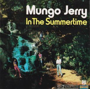 In The Summertime (1970) {1991, Reissue} - Mungo Jerry