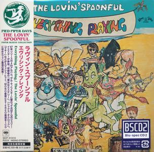 Everything Playing (1967) - The Lovin' Spoonful