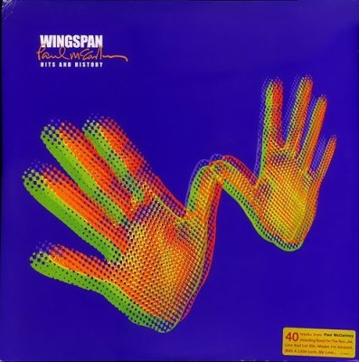 Wingspan Hits & History - Paul McCartney