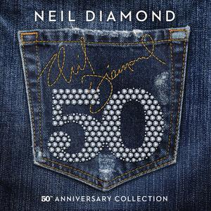 50th Anniversary Collection (Limited Edition) (2017) - Neil Diamond