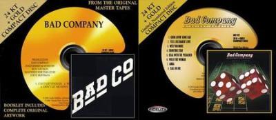 Bad Company (1974) - Straight Shooter (1975) - Bad Company