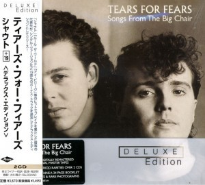 Songs From The Big Chair 1985 [Deluxe Edition Japan 2010] - Tears For Fears