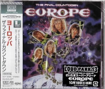 The Final Countdown (Japan 2013, Japan BSCD) - Europe