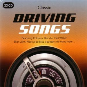 Classic Driving Songs (3CD, 2017) - Various Artists
