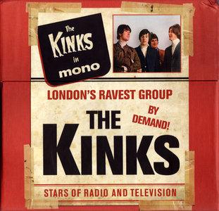 The Kinks In Mono (2011) 10 CD Box Set - The Kinks