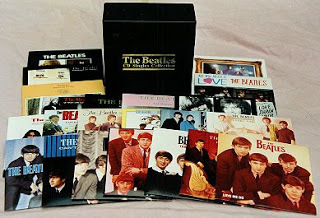 CD Single Collection UK (1992) - The Beatles