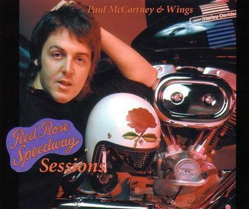 Red Rose Speedway Sessions (2008) - Paul McCartney & Wings
