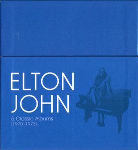 5 Classic Albums (1970-1973) Box - Elton John