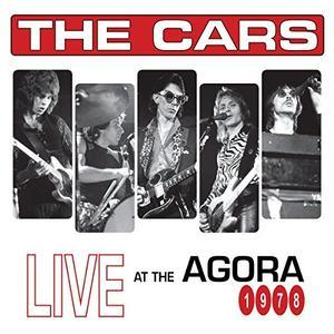 Live at The Agora 1978 (2017) - The Cars