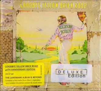 Goodbye Yellow Brick Road (1973) {2014 40th Ann Deluxe Edition} - Elton John