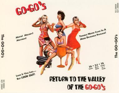 Return To The Valley Of The Go-Go's (1994) - Go-Go's