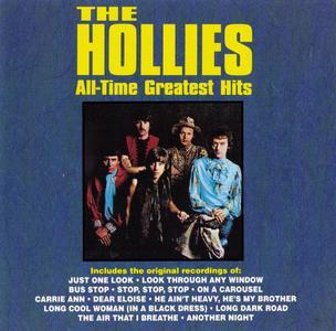All-Time Greatest Hits (1990) - The Hollies