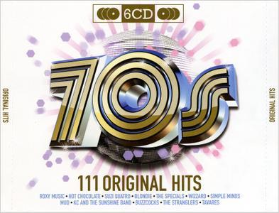 70s - 111 Original Hits (2009) - Various Artists