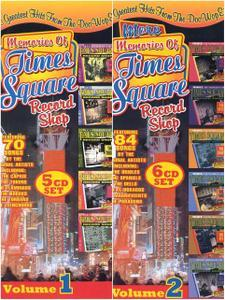 Memories Of The Times Square Record Shop (11CD, 2001) - Various Artists