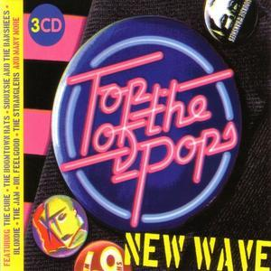 Top Of The Pops New Wave (3CD, 2017) - Various Artists