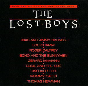 The Lost Boys: Original Motion Picture Soundtrack (1987) - Various Artists