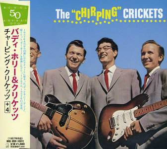 The 'Chirping' Crickets (1957) - Buddy Holly & The Crickets