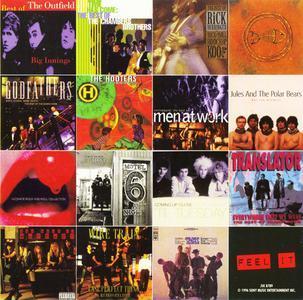 RockExperience Sampler Promo (1996) - Various Artists