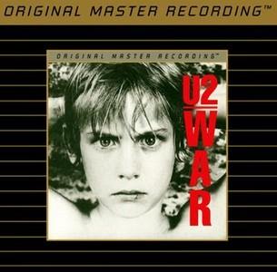 War (1983) MFSL 1995 - U2
