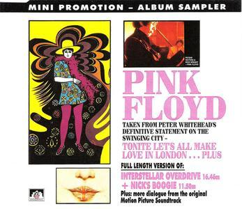 Tonite Let's All Make Love In London…Plus (UK EP) (1991) - Pink Floyd