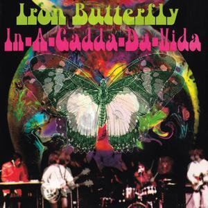 In-A-Gadda-Da-Vida (1968) [Remastered 1995] - Iron Butterfly