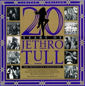 20 Years Of Jethro Tull (1988) - Jethro Tull