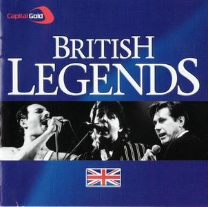 Capital Gold British Legends (2003) - Various Artists