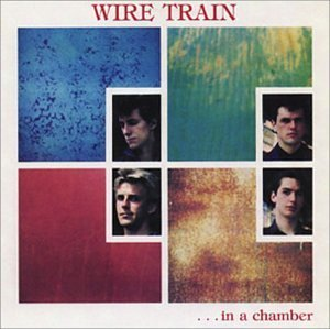 In A Chamber-Between Two Words (Special Edition) (1995) - Wire Train