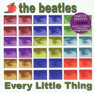 Every Little Thing 8 CD Set - The Beatles
