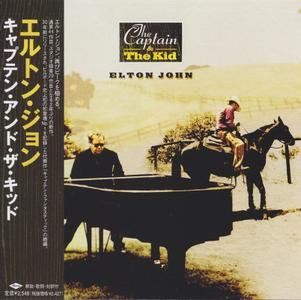 The Captain & The Kid (2006) Japan - Elton John
