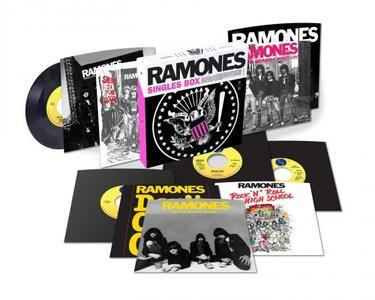 Singles Box (2017) - The Ramones