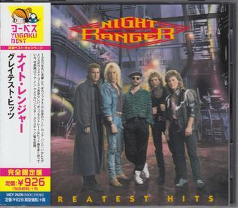 Greatest Hits Japanese Pressing (1989) - Night Ranger