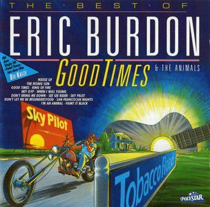 Good Times (1988) The Best Of - Eric Burdon & The Animals