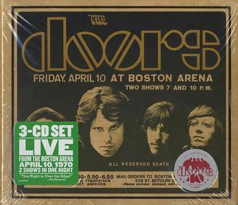 Live In Boston 1970 (2007) - The Doors