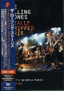 Totally Stripped Paris 1995 (2017) (Japanese)  - The Rolling Stones