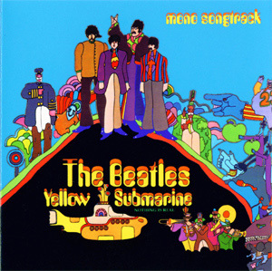 Yellow Submarine Mono Songtrack (2005) - The Beatles