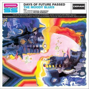 Days Of Future Passed (1967) [50th Anniversary Deluxe Edition 2017] - The Moody Blues