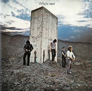Who's Next (1971/1984) Canadian Steve Hoffman Mix - The Who