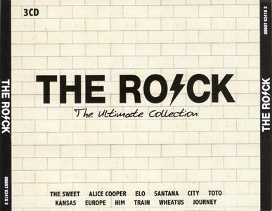 The Rock: The Ultimate Collection (3CD) (2011) Germany - Various Artists