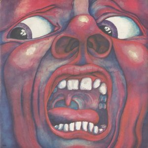 In The Court Of The Crimson King (1969) Japanese Pressing - King Crimson