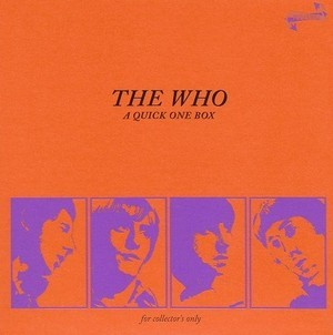 A Quick One (Japan SHM-CD / Double Disc Box) (1966/2008) - The Who