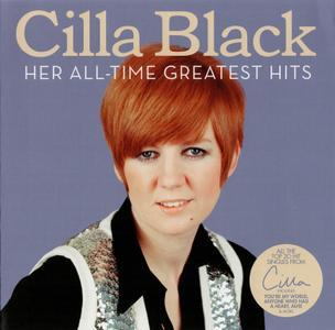 Her All-Time Greatest Hits (2017) - Cilla Black