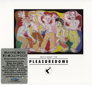 Welcome To The Pleasuredome (1984) [2CD] {2010 Salvo Deluxe Edition} - FGTH