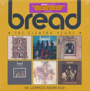 The Elektra Years: The Complete Albums Box (2017) - Bread