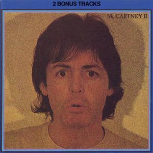 McCartney II (1980) - Paul McCartney