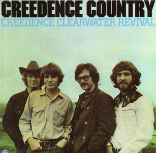 Creedence Country (1981) - Creedence Clearwater Revival