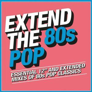 Extend The 80s, Pop (3CD) (2018) - Various Artists